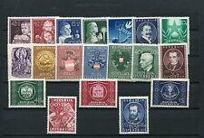 Österreich -  Jahrgang 1949 ** - KW 208,-- € ( 25982 )