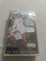 Trina Da Baddest Bitch Tape Cassette Brand New Sealed slip and slide records