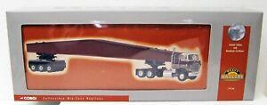 International Transtar semi truck w/ Girder load 1/50 Corgi US 51401 MB