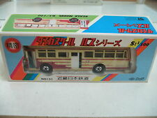 ASC Hino 120 autobus in White on 1:100 in Box