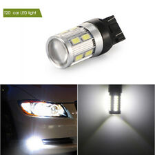 T20 7443 12SMD+Chip 5630 LED W21/5W Tail Stop Brake Light Bulb Lamp White