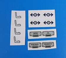 LEGO® Sticker 60197 Aufkleber / Waggon  Mittelwaggon Sitzplatzwaggon (12)