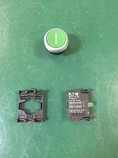 Eaton/Moeller RMQ-Titan Drucktaster Komplettgerät Ein M22-D-G-X1/K10
