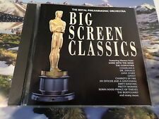 The Royal Philharmonic Orchestra - Big screen Classics (Ghost, Love Story) CD
