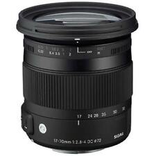 Sigma 17-70mm f/2.8-4 DC Macro OS HSM Lens for Nikon F