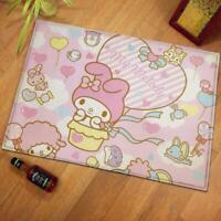 my melody flower Door Mats Floor Mat kid seat pad slip Mat bed bath room rug