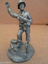 Franklin Mint Fine Pewter The Gi 1936-1955