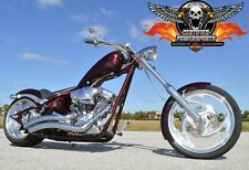 2007 Big Dog Softail Chopper 117ci S&S V-Twin * Free Shipping