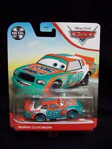 Disney Pixar Cars Metal Murray Clutchburn.
