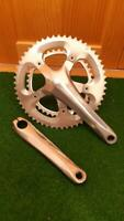 Shimano DURA-ACE FC-7800 Crank Set BMX Road Bike Used