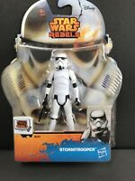"Star Wars Rebels Series STORMTROOPER  3.75"" Action Figure SL01 Ages 4+"