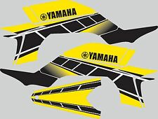 Graphics for 2003-2008 Yamaha YFZ450 YFZ 450 ATV  decals stickers Retro