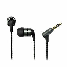 SoundMAGIC E80 In-ear Isolating Earphones Colour Gun Metal