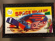 Tin Toy - Space Whale PX3 Wind Up