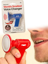 WORLD'S SMALLEST VOICE CHANGER BOYS GIRLS GADGET TOY GIFT PARTY FUN PRESENT