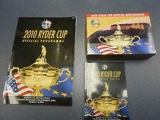 New 2010 38th Ryder Cup Titleist 1 Golf Balls 1 Dozen Celtic Manor Resort Rare