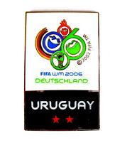"""SPORT Pin / Pins - FIFA WM 2006 """"URUGAY"""""""
