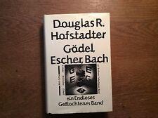 Hofstadter  - Gödel, Escher, Bach - ein Endloses Geflochtenes Band [Hardcover]