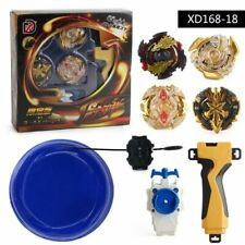 Beyblade Burst Fusion Metall Arena Set Bayblade Metal Mester Fight Top XD168-18