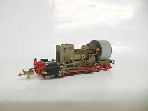 TT Lok Gestell mit Motor - Ersatzteilspender - gebraucht lt. Fotos - geprüft