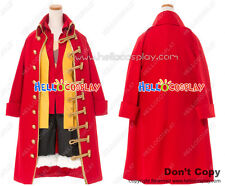 One Piece Cosplay Monkey D Luffy Zooty Red Costume Full Set H008