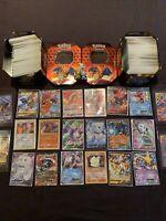 Pokemon 60 Cards Bundle + GX V VMAX EX Ultra Rare Guaranteed!