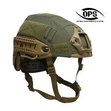 OPS/UR-TACTICAL HELMET COVER FOR AIR-FRAME HELMET IN RANGER GREEN, LARGE