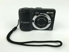 Canon PowerShot A1400 16.0 MP Digital Camera - Black