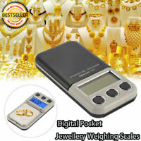 Pocket Digital 600g/0.1g Scale Jewellery Gold Weighing Small LCD Electronic New