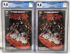 Marvel The Amazing Spider-Man 797 CGC 9.8 1st printing Alex Ross 2018