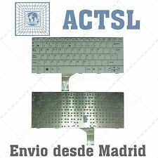 TECLADO ESPAÑOL para Asus Eeepc1001PX MP-09A36EO-S283 004GOA191KSP10-2104 blanco