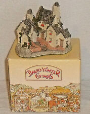 David Winter Cottages The Fishermans Wharf 1983 In Box