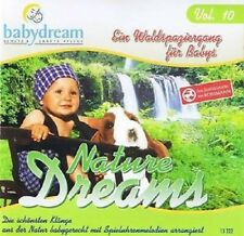 CD Album Nature Dreams - Ein Waldspaziergang fuer Babys Vol. 10