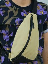 KEEP PURSUING Water Resistant Sling Hiking Bag Khaki  $79