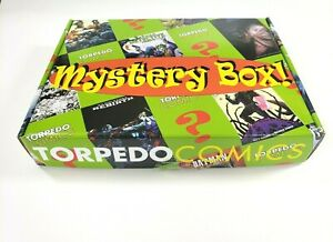 Mighty Morphin Power Rangers #50 Torpedo Comics Variant Set Morris & Yoon LE 500