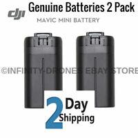 Genuine Original NEW DJI Mavic Mini Intelligent Flight Battery **2 Pack**