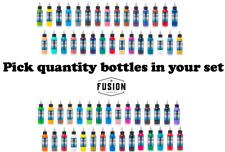 FUSION Make Your Own Set PICK QUANTITY & Colors Bottle Size 1 oz Authentic