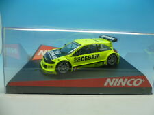 Ninco 50379 Renault T Megane Trophy Cesam, mint unused