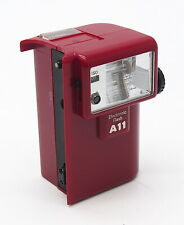 RED Olympus A11 Electronic Flash for XA, XA1, XA2, XA3 - UK Dealer