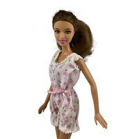 Vintage Barbie Fashion Doll Mattel 90's Brunette Teresa Ballerina