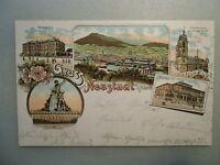 Ansichtskarte Neustadt Haardt 1904