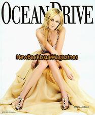 Ocean Drive 4/09,Malin Akerman,Zachary Quinto,Frederick Valentin,NEW