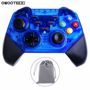 Owootecc Wireless Game Controller Bluetooth Gamepad for Nintendo Switch,PC,Mac