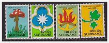 Surinam / Suriname 1987 Padvinderij Scouting Boy-scout Mushroom MNH