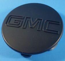 "1 Wheel Center Hub Cap GMC Matte Black Sierra Yukon XL Denali Hub Cap 83mm 3.25"""