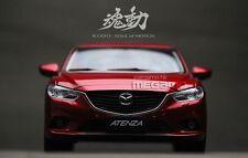 1/18 Mazda 6 Atenza 2014 Sedan Red CN Dealer Ed