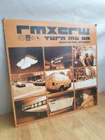 RMX Crew Feat Ambush Turn Me On 12 Inch Vinyl Record