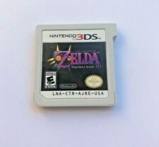 The Legend of Zelda Majora's Mask 3D Nintendo 3DS 2015 Majoras CARTRIDGE ONLY
