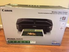BRAND NEW! Canon PIXMA ix6820 Digital InkJet Photo Printer