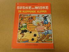 STRIP / SUSKE EN WISKE 95: DE KLEPPENDE KLIPPER | Herdruk 1974